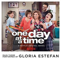 One Day at a Time Soundtrack (Gloria Estefan) - CD cover