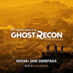 Tom Clancy's Ghost Recon Wildlands Soundtrack (Alain Johannes) - CD cover
