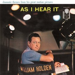 As I Heart It - William Holden Soundtrack (Various Artists) - CD cover
