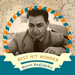 Best Hit Wonder - Manos Hadjidakis Soundtrack (Manos Hadjidakis) - Carátula