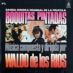 Boquitas Pintadas Soundtrack (Waldo de los Ríos) - CD cover