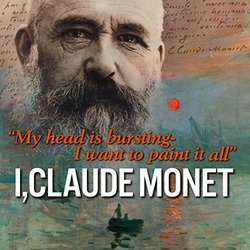 I, Claude Monet Soundtrack (Stephen Baysted) - CD cover