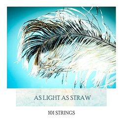 As Light As Straw - 101 Strings Trilha sonora (101 Strings, Victor Young) - capa de CD