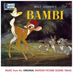 Bambi Soundtrack (Various Artists, Frank Churchill, Edward H. Plumb) - Carátula