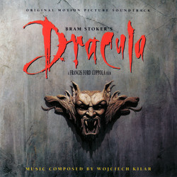 Bram Stoker's Dracula Soundtrack (Wojciech Kilar) - CD cover