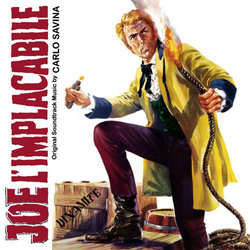 Joe l'implacabile Soundtrack (Carlo Savina) - CD cover