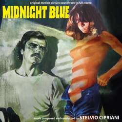 Midnight Blue Soundtrack (Stelvio Cipriani) - CD cover