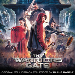 The Warriors Gate Soundtrack (Klaus Badelt) - CD cover