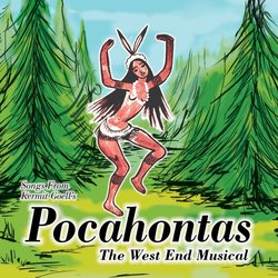 Songs From Kermit Goell's Pocahontas Bande Originale (Kermit Goell, Kermit Goell) - Pochettes de CD