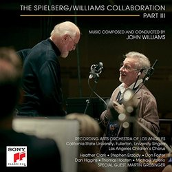 The Spielberg/Williams Collaboration Part III Bande Originale (John Williams) - Pochettes de CD