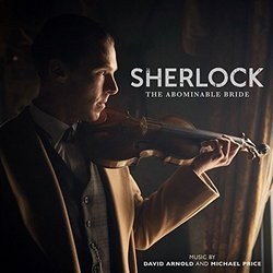 Sherlock: The Abominable Bride Soundtrack (David Arnold, Michael Price) - CD cover