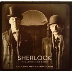 Sherlock: The Abominable Bride Soundtrack (David Arnold, Michael Price) - cd-inlay