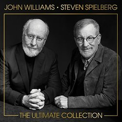 John Williams & Steven Spielberg: The Ultimate Collection Soundtrack (John Williams) - CD cover