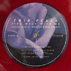 Film Music Site Twin Peaks Fire Walk With Me Soundtrack