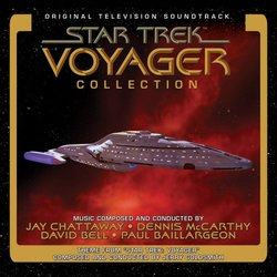 Star Trek Voyager Collection - Dennis McCarthy, Jay Chattaway, David Bell, Paul Baillargeon - 10/03/2017