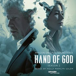 Hand of God: Season 2 Soundtrack (Holly Marilyn Solem) - CD cover
