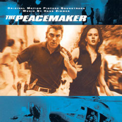 The Peacemaker Soundtrack (Hans Zimmer) - CD cover