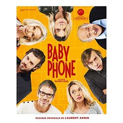 Baby Phone Soundtrack (Laurent Aknin) - CD cover