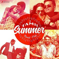A Tamil Summer Road-Trip Soundtrack (Various Artists) - CD cover