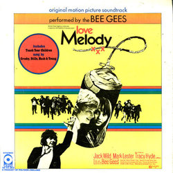 Love Melody Soundtrack (The Bee Gees, Richard Hewson) - CD cover