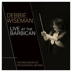 Debbie Wiseman - Live at The Barbican Soundtrack (Debbie Wiseman) - CD cover