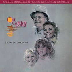 On Golden Pond Soundtrack (Dave Grusin) - CD cover