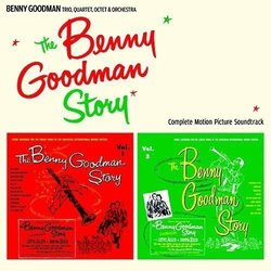 The Benny Goodman Story Soundtrack (Benny Goodman , Henry Mancini) - CD cover