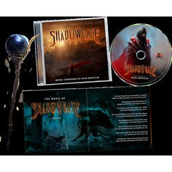 Shadowgate Soundtrack (Rich Douglas) - cd-inlay