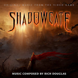 Shadowgate Soundtrack (Rich Douglas) - CD cover