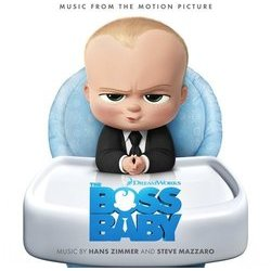The Boss Baby - Hans Zimmer, Steve Mazzaro - 31/03/2017