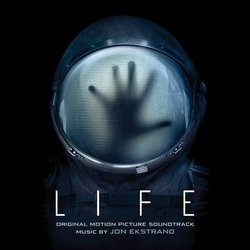Life Soundtrack (Jon Ekstrand) - CD cover