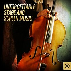 Unforgettable Stage and Screen Music Soundtrack (Various Artists, The Vocal Masters) - CD cover