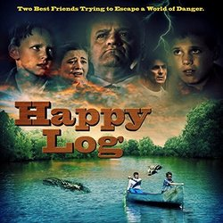 Happy Log Soundtrack (Giona Ostinelli) - CD cover