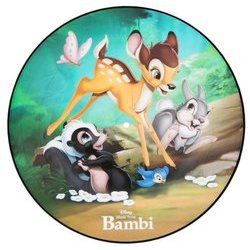 Bambi Soundtrack (Frank Churchill, Edward H. Plumb) - CD Back cover