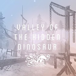 Valley of the Hidden Dinosaur - Sergeant Tom, Star Stable - 28/03/2017