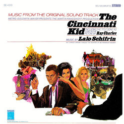 The Cincinnati Kid Bande Originale (Lalo Schifrin) - Pochettes de CD