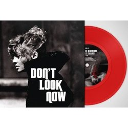 Don't Look Now Colonna sonora (Pino Donaggio) - cd-inlay
