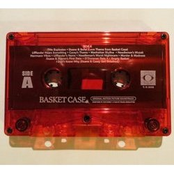 Basket Case Soundtrack (Gus Russo) - cd-inlay