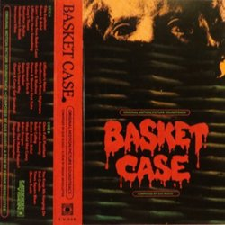 Basket Case Soundtrack (Gus Russo) - CD cover