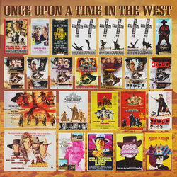 Once Upon A Time In The West 聲帶 (Ennio Morricone) - CD-鑲嵌