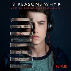 13 Reasons Why Soundtrack (Various Artists) - CD cover
