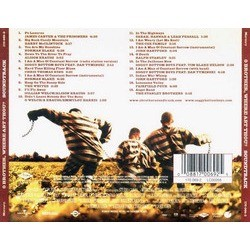O Brother, Where Art Thou? Soundtrack (Various Artists) - CD Trasero