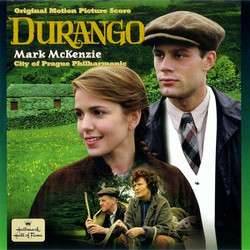 Durango Soundtrack (Mark McKenzie) - CD cover
