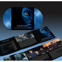 Avatar Soundtrack (James Horner) - cd-inlay
