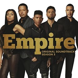 Empire: Season 3 Soundtrack (Various Artists) - CD cover