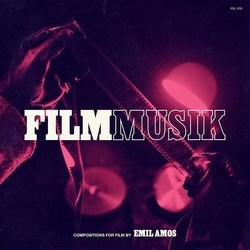 Filmmusik - Emil Amos Soundtrack (Emil Amos) - CD cover