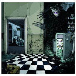 The Babadook Soundtrack (Jed Kurzel) - cd-inlay