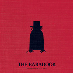 The Babadook Soundtrack (Jed Kurzel) - CD cover