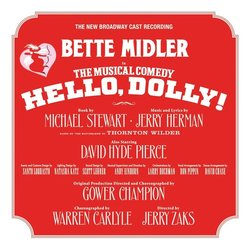 Hello, Dolly! Soundtrack (Jerry Herman, Jerry Herman) - CD cover