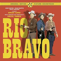 Rio Bravo Soundtrack (Dimitri Tiomkin) - CD cover